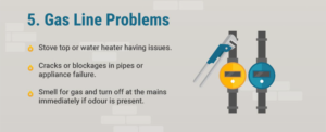 5 plumbing issues - plumbing and gas brisbane
