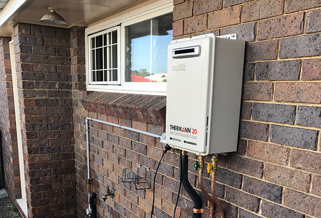 gas meter installation brisbane