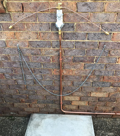 Boondall Plumbers Old Electric Hot Water Unit 1