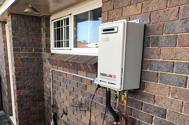 gas case study - gas connection brisbane