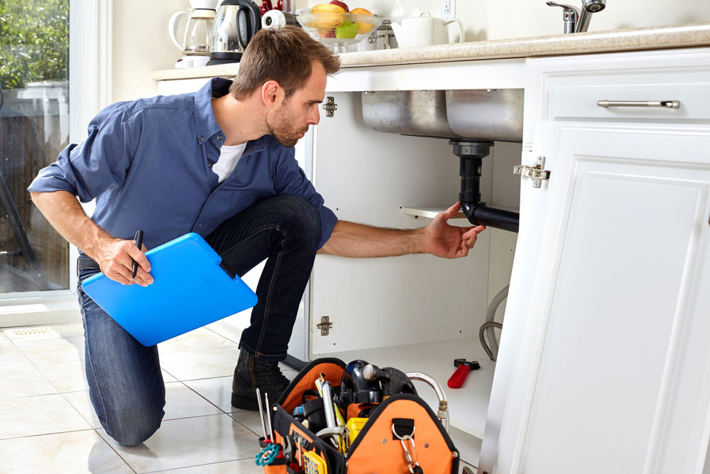 plumbing inspection - plumber brisbane